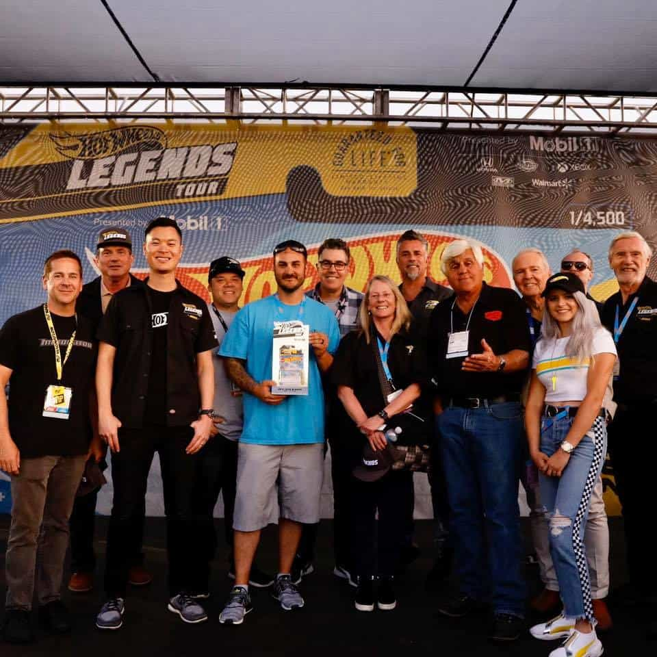 Mattel Crowns 2019 Hot Wheels Legends Tour Winner