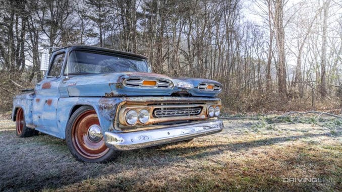 Mark Parham's 1961 Chevy Apache 10