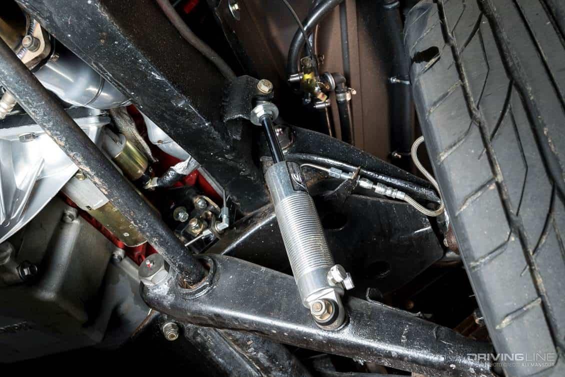 Mark Parham's 1961 Chevy Apache 10 ~ Details