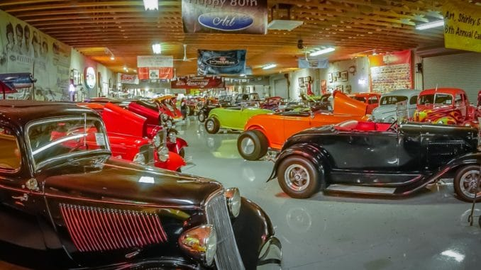 Nostalgia Street Rods ~ The Most Expensive Car Collection In Las Vegas