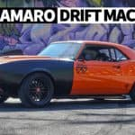Not Your Typical Drifter ~ 1968 Camaro Party Car Has a 500hp SBC