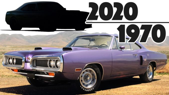 Redesigning the 1970 Dodge Coronet Into a Modern Car