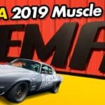 SEMA 2019 Muscle Car Highlights from Performance Hall