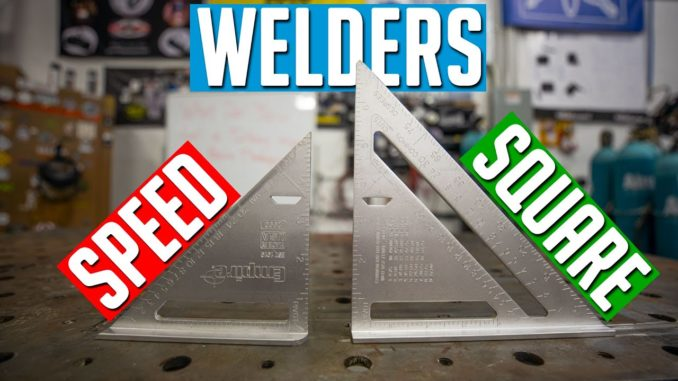 Speed Square Hack for Every Welder