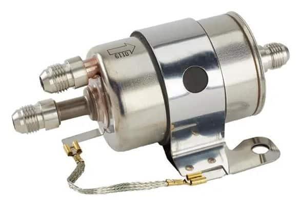 Speedway Deluxe AN6 GM LS Swap Fuel Filter/Regulator, 58 PSI