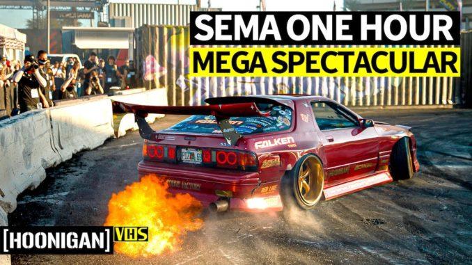The SEMA 1 Hour 10 Minute Mega Spectacular 2019