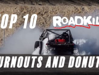 Top 10 Roadkill Burnouts and Donuts