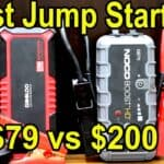 Car Jump Starter Battery Boosters