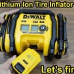 Which Cordless Tire Inflator is Best?