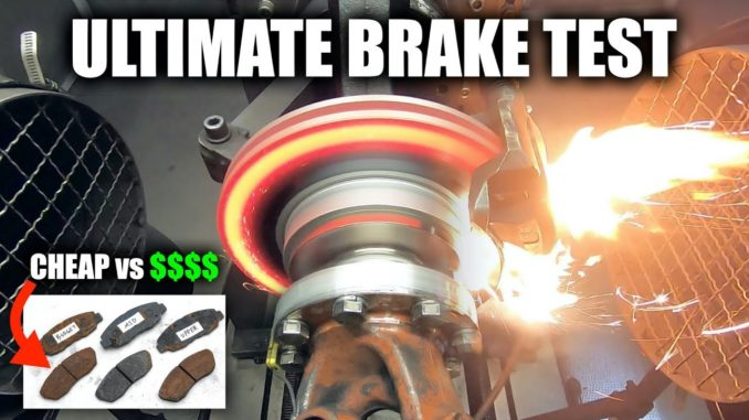 Cheapest Brake Pads