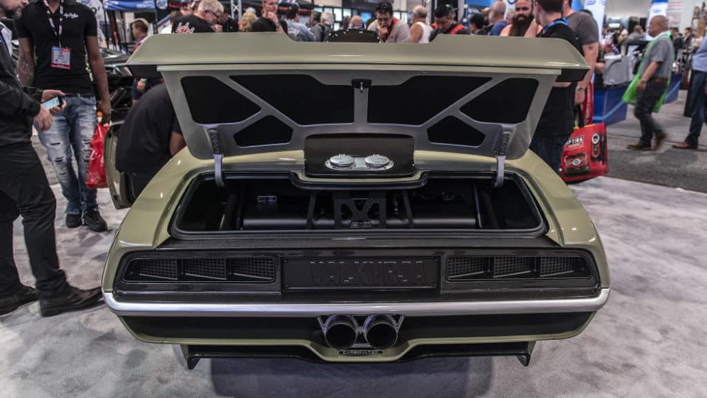 SEMA 2019 Battle of the Builders Winner ~ RingBrothers '69 Camaro VALKYRJE