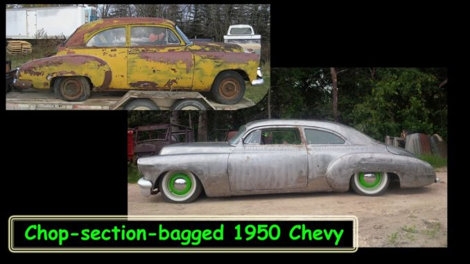 1950 Chevy Kustom ~ Saved from the Crusher