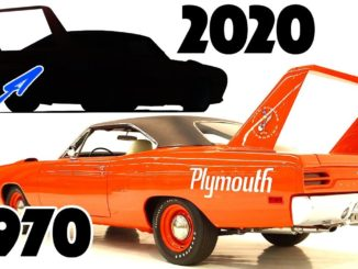 1970 Plymouth Road Runner Superbird Modernization