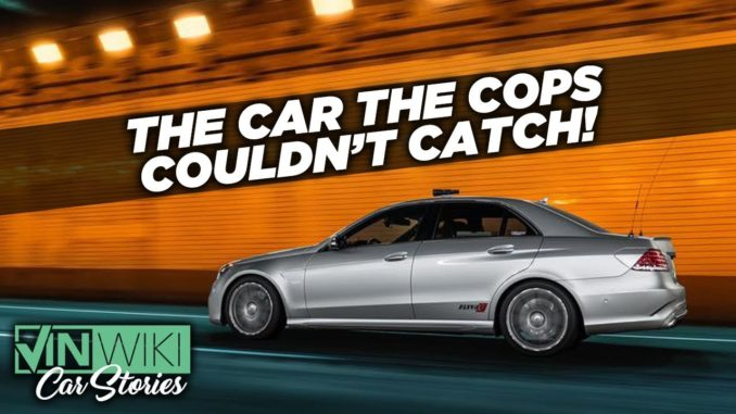 Cannonball Run Record Breakers: How we made our car invisible to cops...