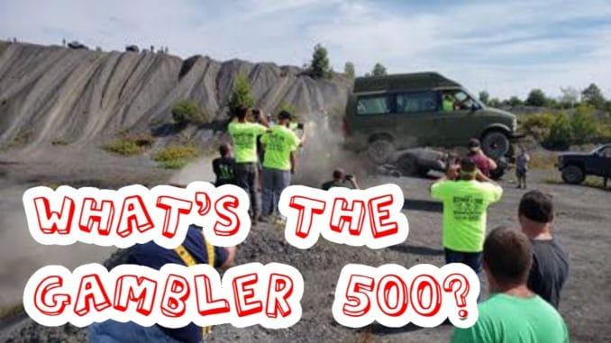 What is the Gambler 500?
