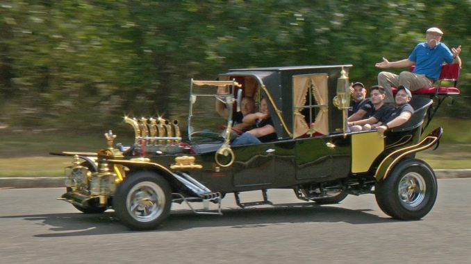 Greatest TV & Movie Cars: The Barris Kustoms Built 'Munster Koach'