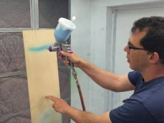 HVLP Paint Spray Gun Basics Explained + How To Setup and Spray