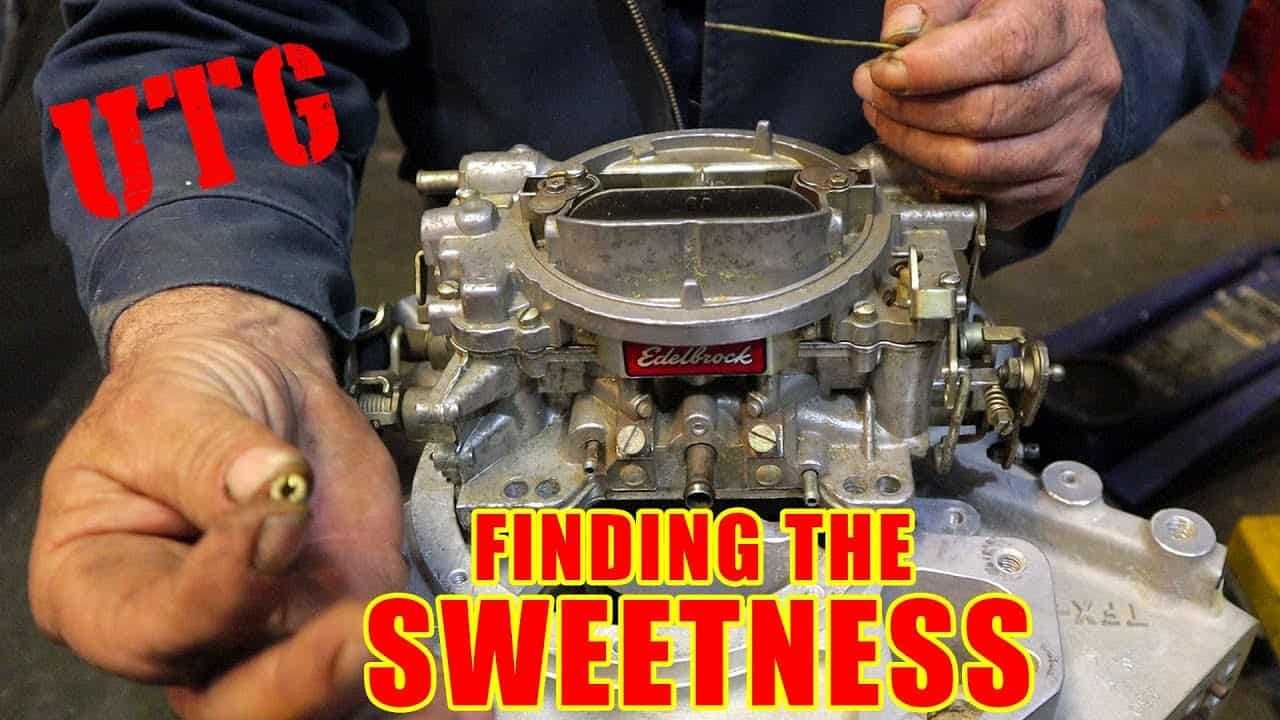 How To Make an Edelbrock Carburetor REALLY Work For You
