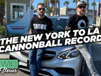 New Cannonball Record 2019 ~ New York to LA in 27 Hours 25 Minutes