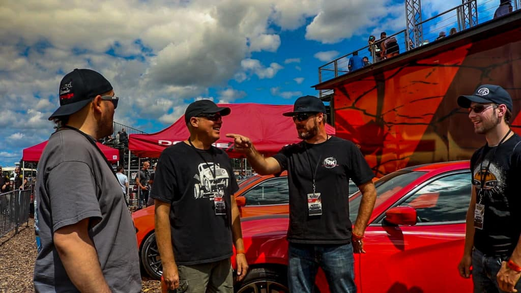 Roadkill Nights Interview with Finnegan and Freiburger