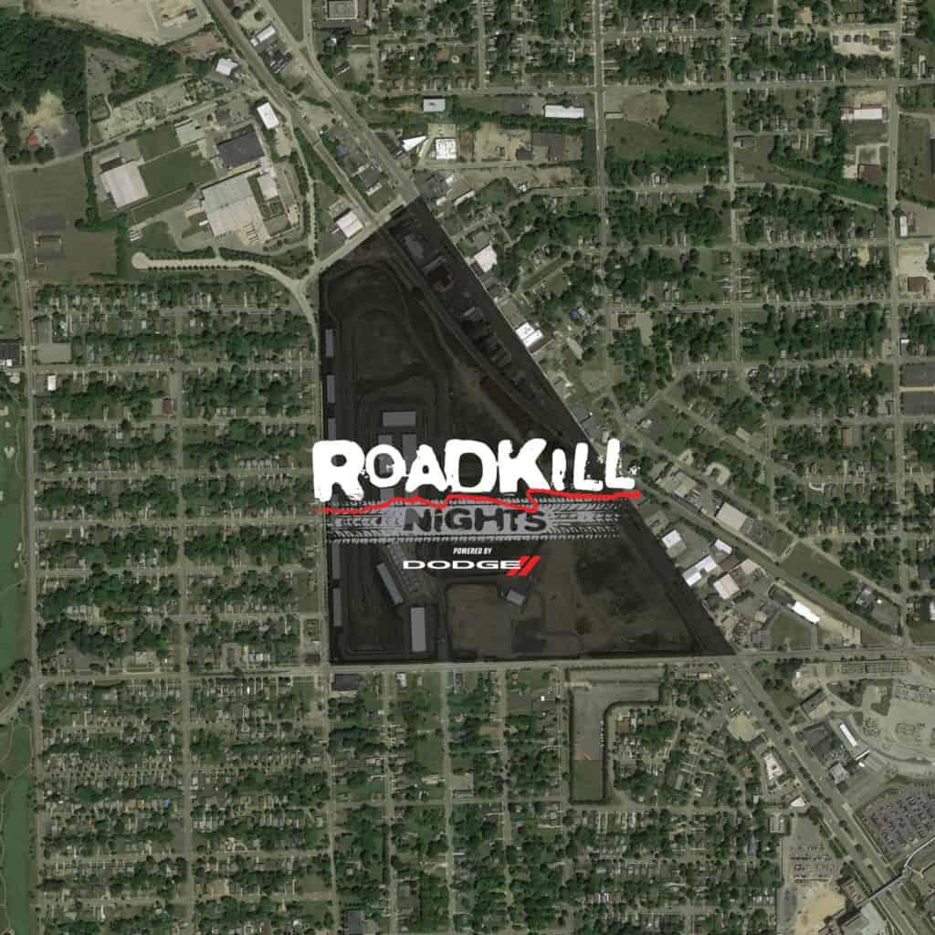 Roadkill Nights 2019 on Woodward Ave