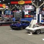 SEMA 2019 Hot Rod Alley After Hours Tour