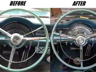 Steering Wheel Restoration and Cracked Steering Wheel Repair