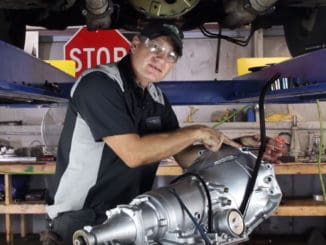 TH400 to 700R4 Transmission Swap ~ In Depth How To