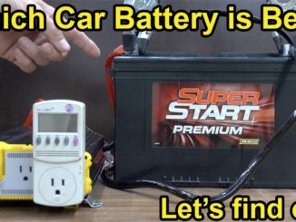 Which Car Battery is Best?
