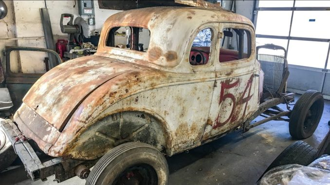 1934 Ford Dirt Track Racecar