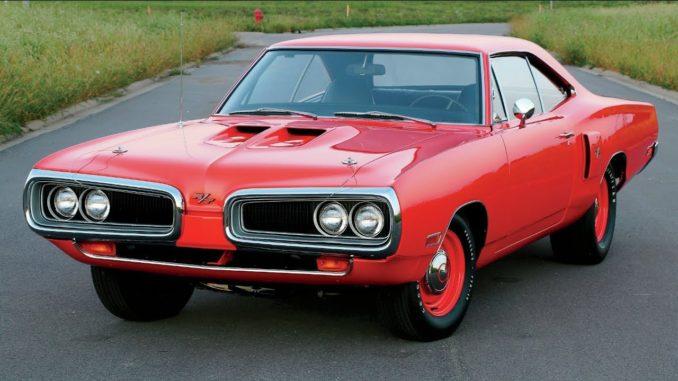 1968-1970 Dodge Coronet