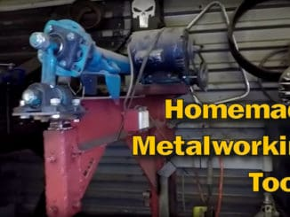Homemade Metal Working Tools by Halfass Kustoms
