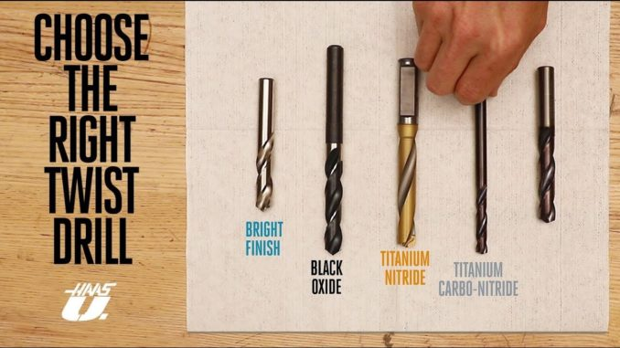 How To Choose The Right Twist Drill Bit For The Job