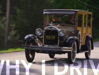 The Garvin's '29 Ford Model A Woody Wagon