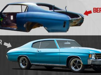 Complete 1,000 HP '72 Chevelle Build in Minutes