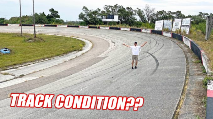 Freedom Factory Tour ~ Track Condition, Plans For Shop, Burnout Pad