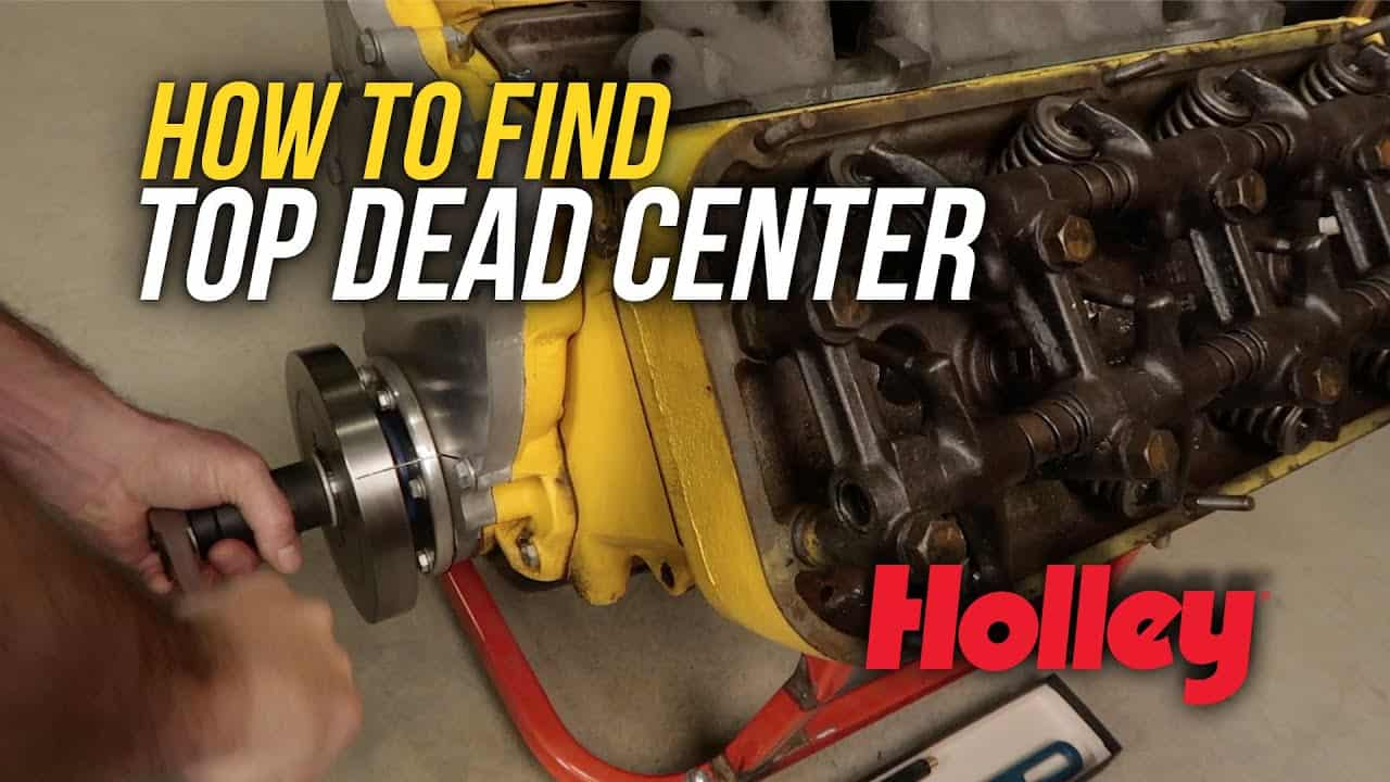 How To Find Top Dead Center ~ Roadkill Customs