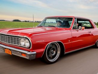 Supercharged 1964 Chevrolet Chevelle Malibu SS LT4 Build