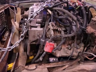 Chevy C10 LS Swap On a Budget