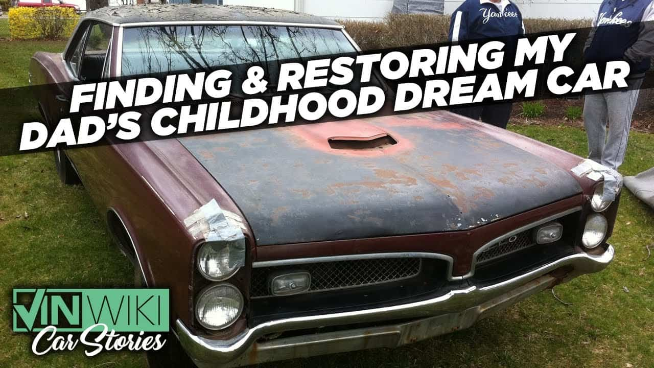 Finding and Restoring My Dad's Childhood Dream Car