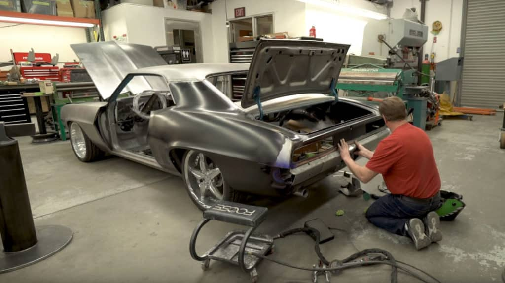 Foose Design '69 Camaro Restomod Build