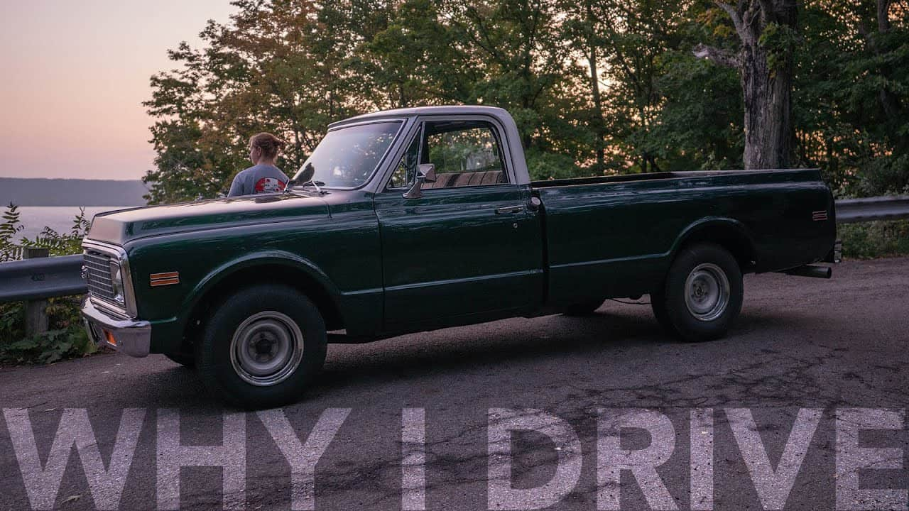Kacy Smith's '72 Chevy C10 ~ Life's about enjoying the ride...