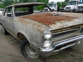Rare 1965 Pontiac GTO Gets OEM Restoration