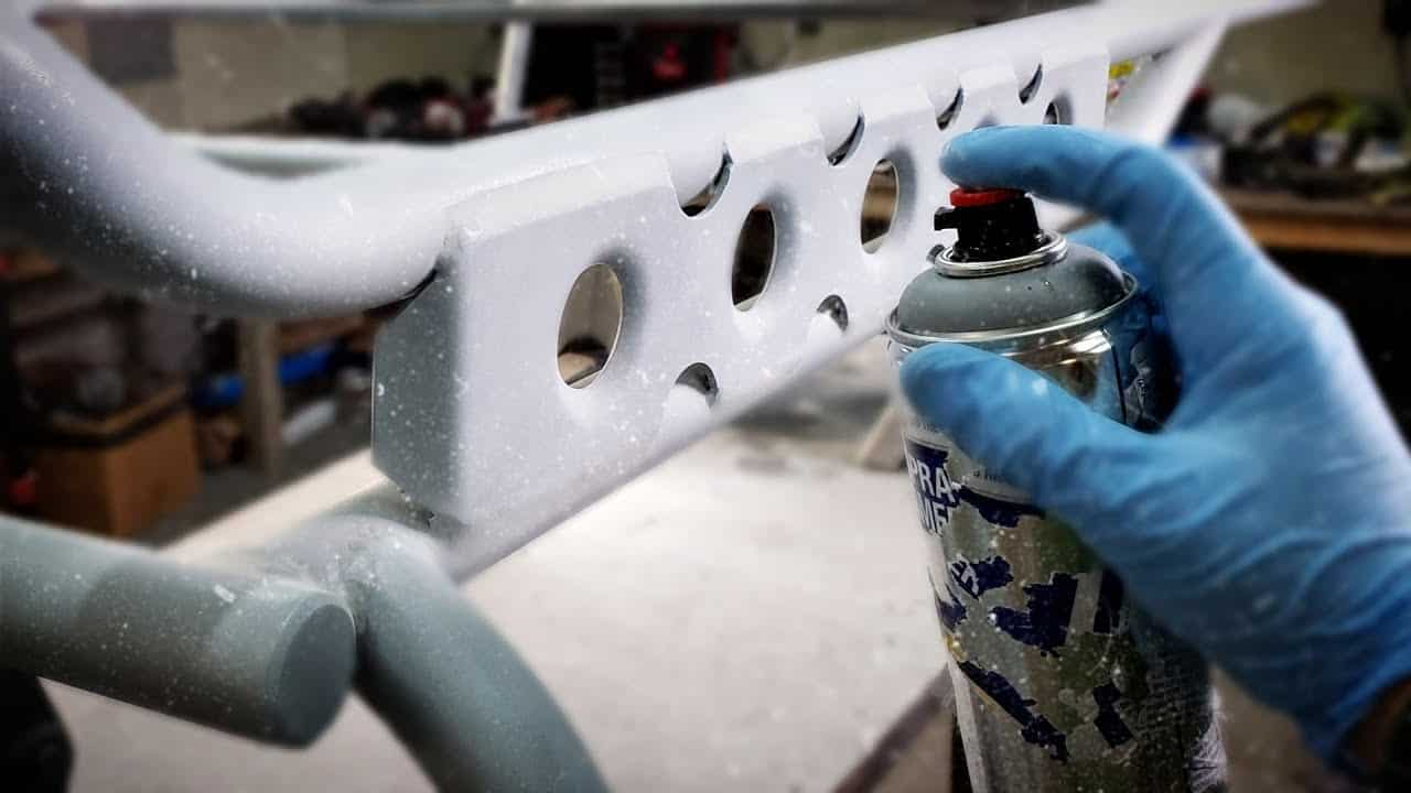 Spray Paint Tricks for Car Projects