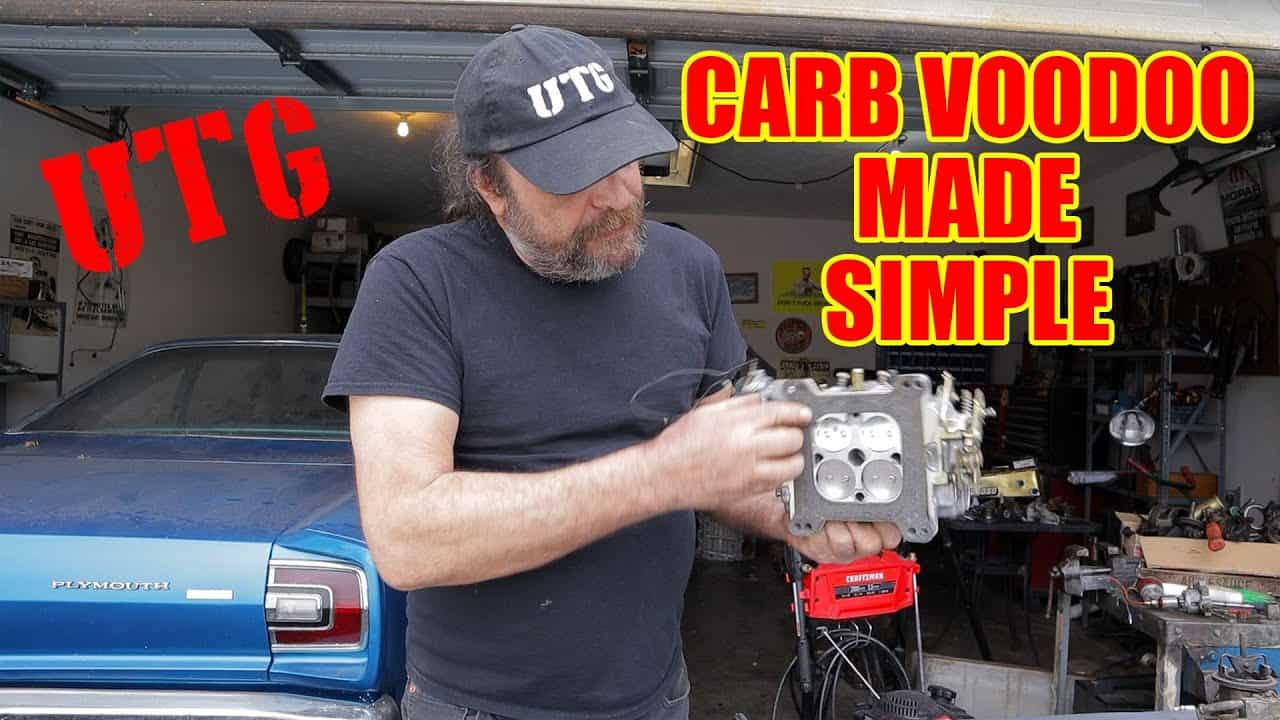 The Most Useful Carburetor Video Ever Made