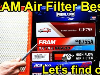 Which Air Filter is Best?