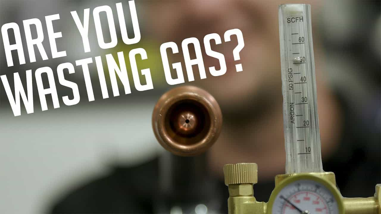 4 Easy Tips to Save Weld Shielding Gas