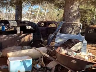 Bad Chad's Junkyard of Future Dream Cars