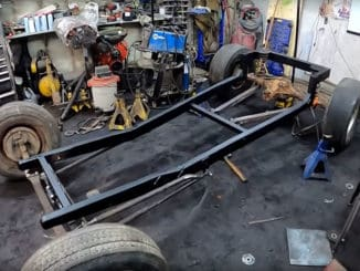 Budget Built Hot Rod Chassis