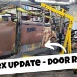 Model T Door Patch Panels
